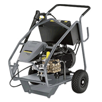 Cold & Hot Water High Pressure Cleaners