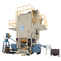 Cold Forging Knuckle-Joint Auto-Transferring Press (KT-Series) 400~1200 Tons
