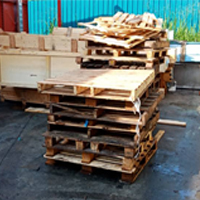 Collect Use Wood Service