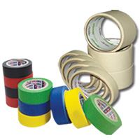 Colour Masking Tapes / Masking Tapes (GP)