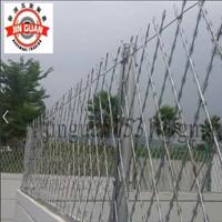 Concertina Fence