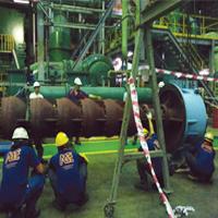 Condensate Extraction Pump Overhaul Works