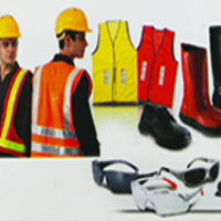 Construction & Industrial Safety Products