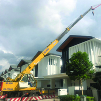 Construction Crane Rental