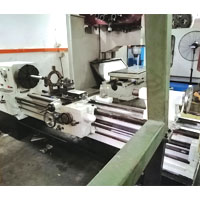 Conventional Lathe 450Mmd X 2000Mm China (Used)