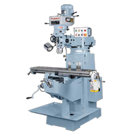 Convertional Milling Machine