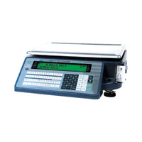 Counting Scales With Barcode & Label Printer