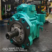 Crane CCH800 K3V140 Kawasaki Piston Pump