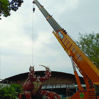 Crane Rental 20 To 45 Ton