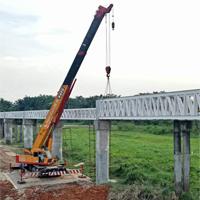Crane Rental 30Ton - 150Ton