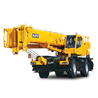 Cranes (Range From 7Ton - 500Ton)