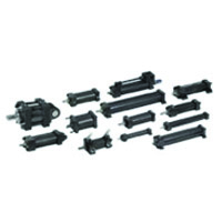 Custom-Build Hydraulic Cylinders
