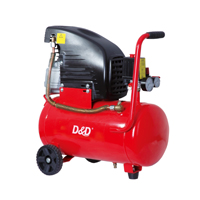 D & D Oil Lubricated Air Compressor