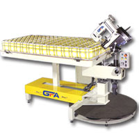 GFA Rotary Tape Edge Machine