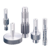 Helica Pinion, Rack Gear & Spur Gear