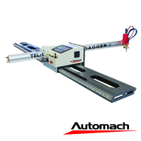 Dagger II Heavy Duty Portable CNC Cutting Plasma/Frame