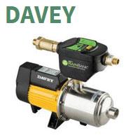 DAVEY Rain Water Harvesting Pumps & Controllers