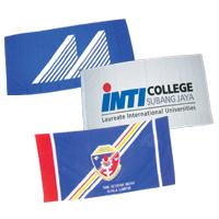 Corporate / College School Flags