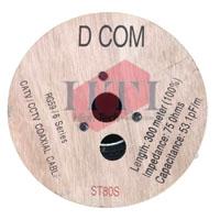 DCOM RG59 ST80 CCTV Coaxial Cable300m
