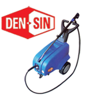 Densin Heavy Duty Cold & Hot Water High- Pressure Cleaner