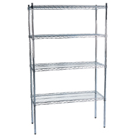 G0142 Chromed Wire Rack