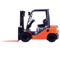 Diesel Forklift (Toyota 8 Series)