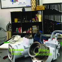 Disassembly Hydraulic Bench