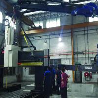 Dismantle & Installation Machine