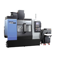 DOOSAN DNM 4500 CNC Vertical Machining Center