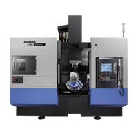 DOOSAN VC 630 5 Axis CNC Machining Center