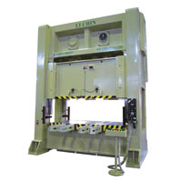 Double Crank H-Type Press Machine (LAMP2-Series)