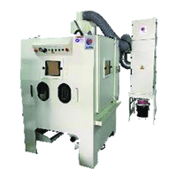 DPB-1212 Direct Pressure Manual Blasting Machine