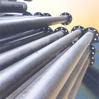 Ductile Iron Flanged Pipe
