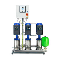 DUIJVELAAR Hydro-Unit Stainless Steel Booster Systems