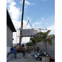Dust Collector Installation Works