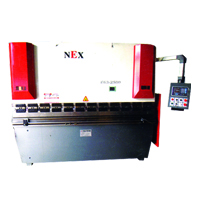 E63-2500 Hydraulic Press Brake Machine