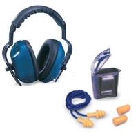 Ear Plugs & Ear Muff