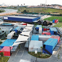ECO Ardence Lab Containerised Commercial