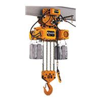 Electric Chain Hoist Large Capacity Single Speed (ER2 Series)