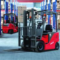 Electric Counter Balance Forklift Trucks