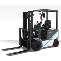 Electric Counter Balanced Forklift Trucks