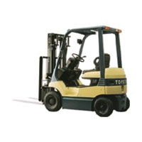 Electric Power Forklift Rental