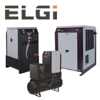 ELGI Encap Series Screw Air Compressor