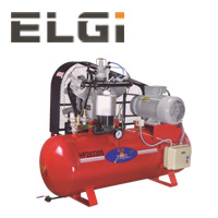 ELGI PET High Pressure Reciprocating Compressor 15-20HP (30-40 Bar)