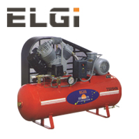 ELGI Single & Two Stage Compressor For Industrial Application