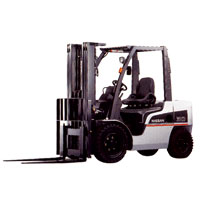 Engine Forklift
