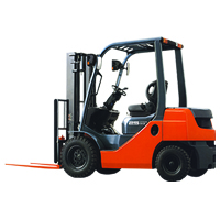 Engine Powered Forklift (Any Tonnage)