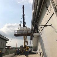 Equipment Installation Work