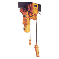 Explosion-Proof Type Electric Chain Hoist (RES Series)