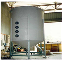 Storage Tank and Vessel